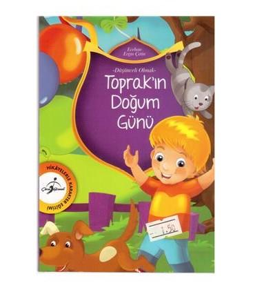 Toprak'ın Doğum Günü - Çocuk Gezegeni Yayınları