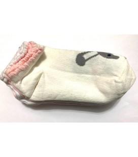 Kız Çocuk Patik Çorap 5'li