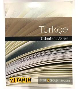 7. Sınıf Türkçe 1. Dönem Vitamin