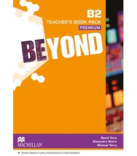 Beyond B2 Teacher's Book Premium Pack