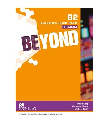 Beyond B2 Teacher's Book Premium Pack