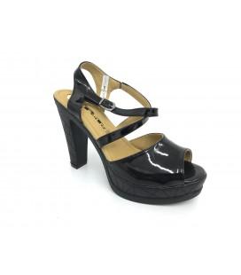 Punto Siyah Kadın Ayakkabı 591598