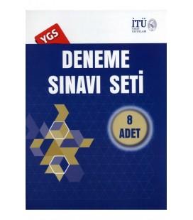 YGS Deneme Sınavı Seti 8 Fasikül İTÜ Vakfı Yayınları