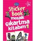 Sticker Book Mozaik Çıkartma Kitabım 1 - Kolektif - Masalcı