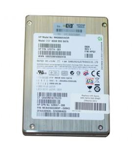 HP SSD 60GB HDD SATA MK0060EAVDR