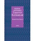 Kur'an Kaynaklı Tasavvuf Kavramları - Mahmud Esad Erkaya - Otto Yayınları