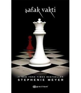 Şafak Vakti - Stephenie Meyer - Epsilon Yayınevi