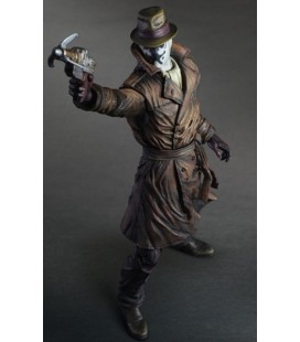 Watchmen Play Arts Kai Rorschach Action Figure 25cm