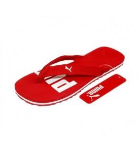 Puma Basic Flip II Jr Kırmızı Terlik 348092 01