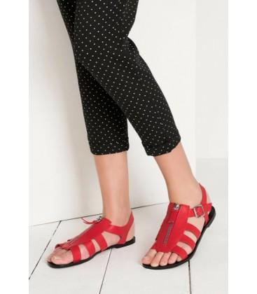 Derimod Kadın Kırmızı Sandalet 17SFE201918
