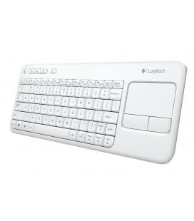 Logitech K400 Wireless Touch Siyah Klavye Smart Tv Uyumlu