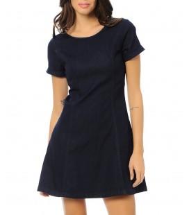 Mavi Kadın Elbise 130234-10241 Denim Elbise Koyu İndigo