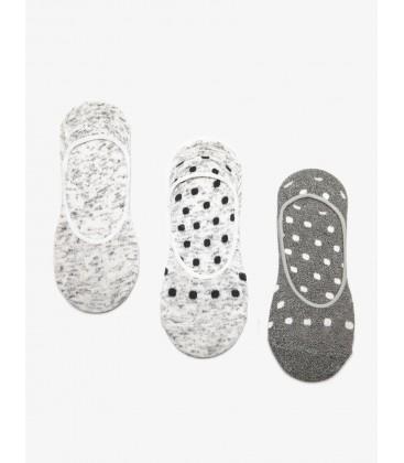 Koton Beyaz Kadın 3'lü Çorap 9KAK81052AA000