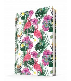 Deffter Tropic Flowers Not Defteri Deffter