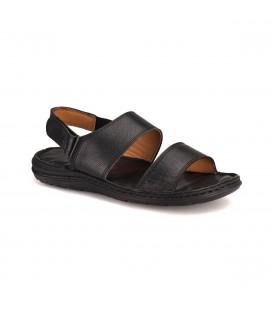 Flexall  Erkek Deri Modern Sandalet L01 M 1405
