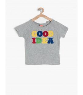 Koton Kids Baskılı Çocuk T-Shirt 7KKB16560TK