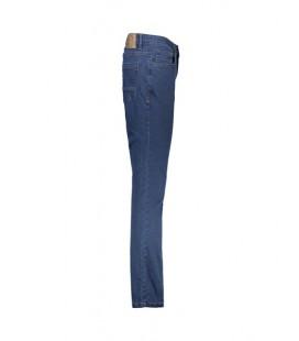 Defacto Kot Pantolon G2794 Saks Mavi
