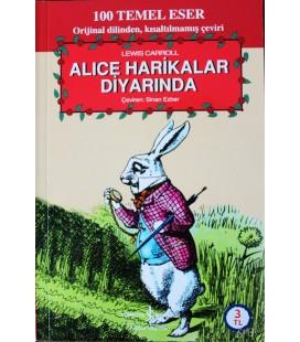 Alice Harikalar Diyarında - İş Bankası Kültür Yayınları