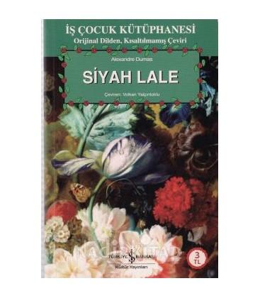 Siyah Lale - Alexandre Dumas - Türkiye İş Bankası Kültür Yayınları