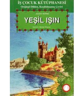 Yeşil Işın -  Jules Verne - Türkiye İş Bankası Kültür Yayınları