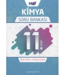 11. Sınıf Kimya Soru Bankası - Bi Not Yayınları