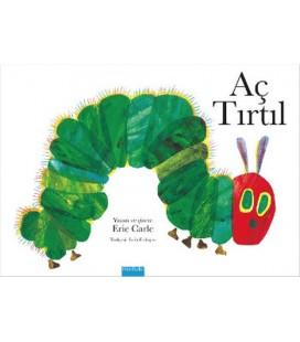 Aç Tırtıl - Eric Carle - Mavibulut Yayıncılık