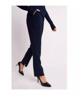 Derimod Lacivert Kadın Topuklu Ayakkabı 17WFE133816