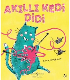 Akıllı Kedi Didi - Kasia Matyjaszek - Türkiye İş Bankası Kültür Yayınları