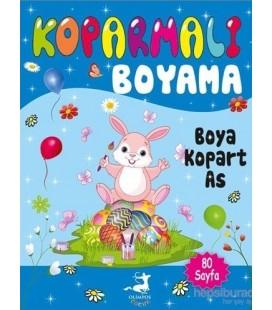 Koparmalı Boyama - 3  Kolektif - Olimpos Yayınları