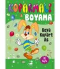 Koparmalı Boyama - 1 Kolektif - Olimpos Yayınları