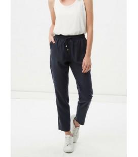 Koton Kadın Klasik Kesim Pantolon - Lacivert 6YAK43596EW720