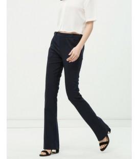 Koton Kadın Normal Bel Pantolon - Lacivert 6YAK42137UW710