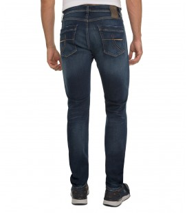 Camp David Erkek Mavi Denim Pantolon CDU-9999-1653