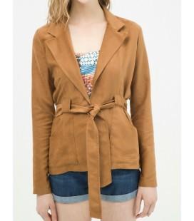 Koton Kadın Klasik Ceket - Taba 6YAL51654JW103