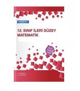 12. Sınıf İleri Düzey Matematik Seti Derece Yayınları