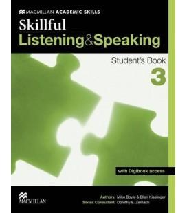 Skillfull Listening and Speaking Student s Book + Level 3