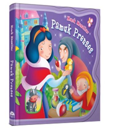 Şekilli Minik Masallar – Pamuk Prenses – Martı Yayınları