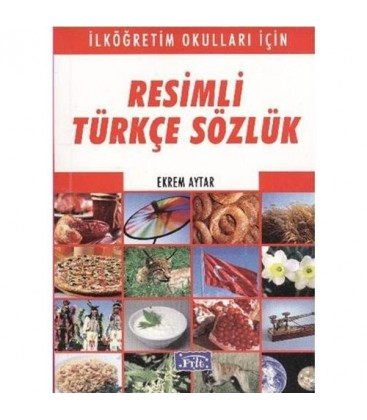 Resimli Türkçe Sözlük - Parıltı Yayıncılık