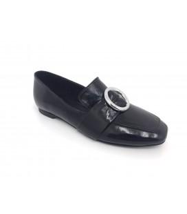 Divarese Loafer Siyah Kadın Ayakkabı 5022154002