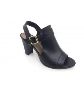 Derimod Siyah Kadın Sandalet 17SFE148518