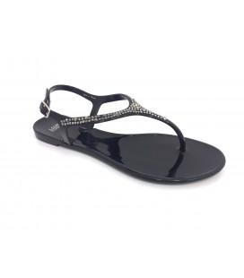 Twigy Kadın Taş Detaylı Sandalet Gd142