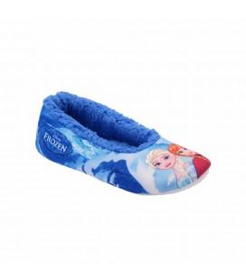 Frozen Kokulu Panduf 90138 Fk Lacivert Kız Çocuk Panduf