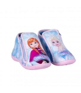 Frozen Çocuk Panduf Ev Kreş Ayakkabısı 90128 Parfümlü