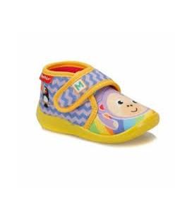 Frozen Erkek Çocuk Panduf Ev Kreş Ayakkabısı 90171 Parfümlü