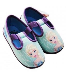 Frozen Elsa Kız Çocuk Panduf Ayakkabı 90134