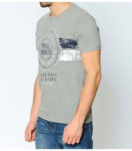 Mustang Erkek Tişört 04-M00066-160 Mustang Erkek Baskılı T-Shirt