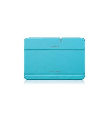 Samsung Note 10.1 N8005  N 8010 Kapaklı Kılıf  Mavi EFC-1G2NLECSTD