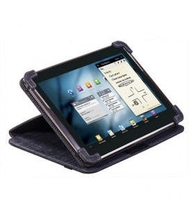 "Eye-Q EQ-LTAB10KT 10.1"" Kot Kumaşı Universal Tablet Kılıfı"