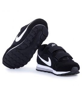 Nike MD Runner 2 Siyah Çocuk Spor Ayakkabı 807317 001