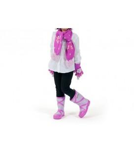 Kidorable Çocuk Yağmur Botu Ballet